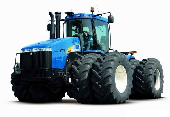 Трактор New Holland T9030