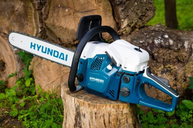 Бензопила Hyundai