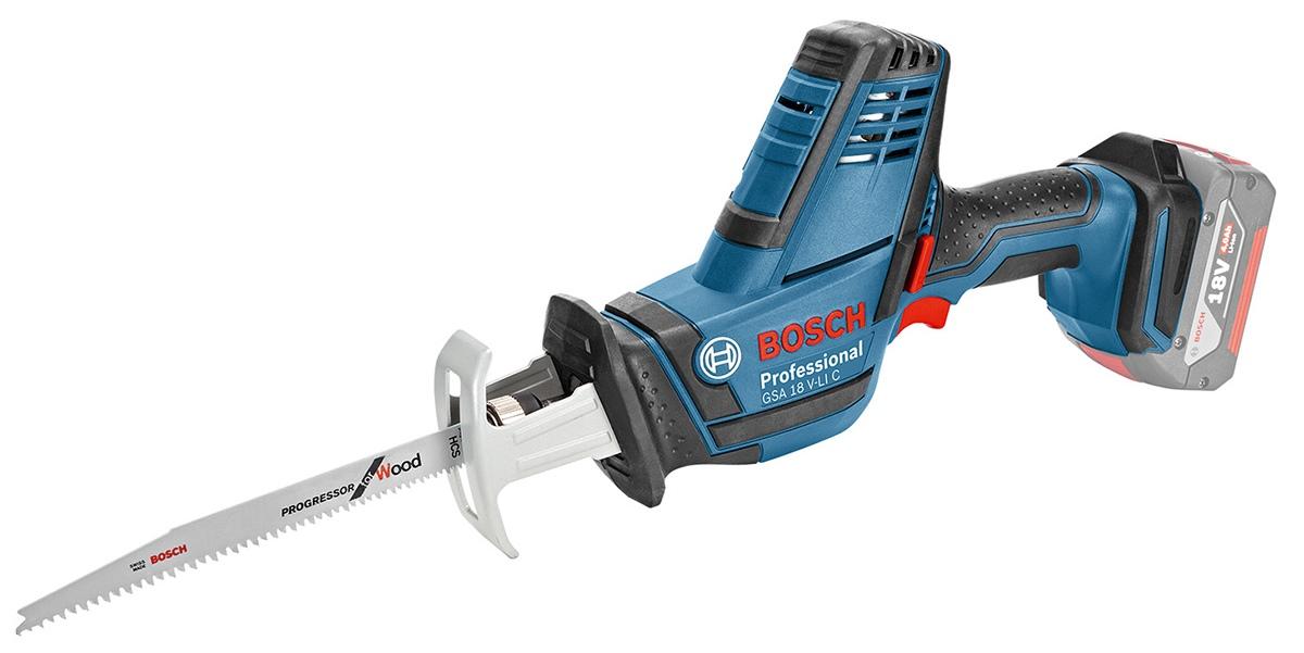 Bosch Professional GSA 18 V-LI C