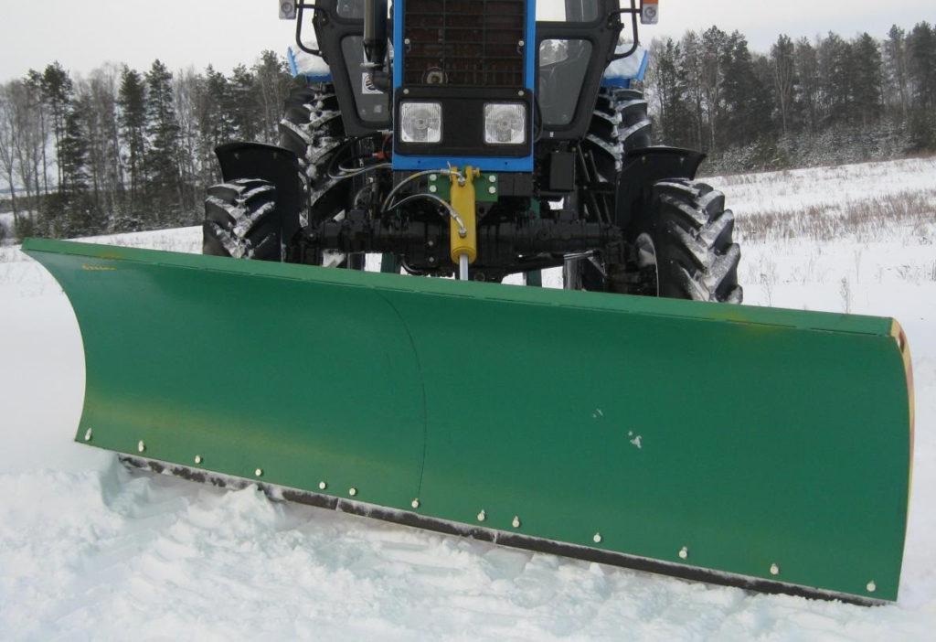 Отвал снегоуборочный СВ-2,5